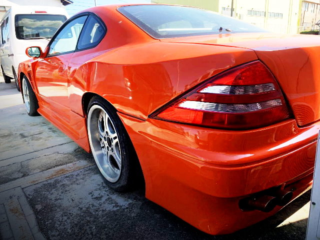 REAR BENZ CL TAIL LIGHT CONVERSION TO S15