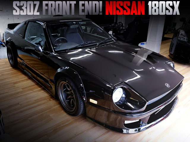 S30Z FRONT END CONVERSION TO 180SX