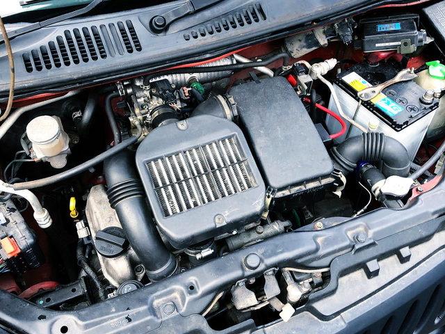Kei WORKS K6A DOHC TURBO ENGINE