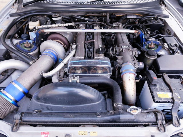 T78 SINGLE TURBOCHARGED 2JZ-GTE