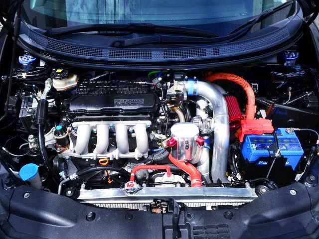 TURBOCHARGED LEA 1500cc ENGINE
