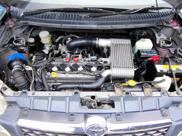 K3-VET型1.3Lターボエンジンスワップ!クロスミッション!M101AデュエットV・S-PKGの国内中古車を掲載アーカイブカテゴリー最近の投稿タグ中古車ウォッチ速報 Socail