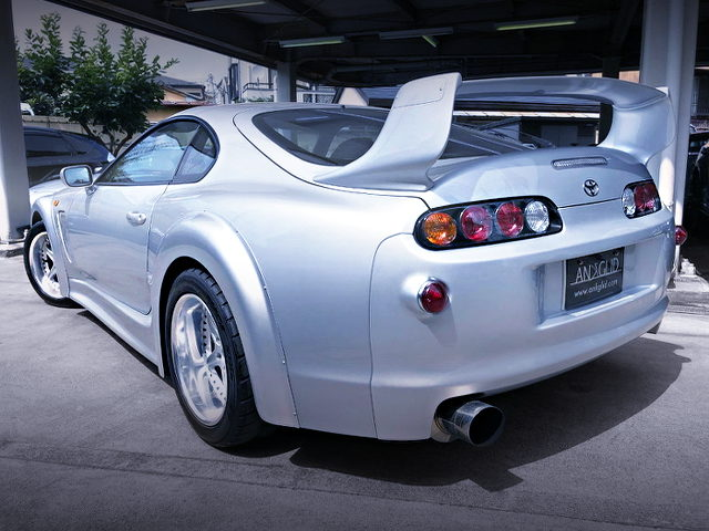 REAR TAILLIGHT TRD 3000GT DOUBLE WIDEBODY OF JZA80 SUPRA