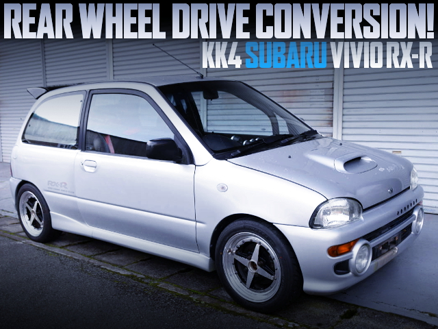 RWD CONVERSION TO KK4 VIVIO RX-R