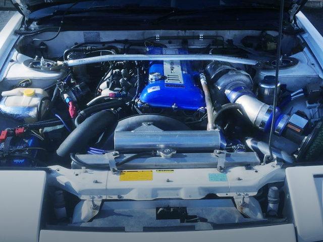 SR20DET TURBO ENGINE FOR TOMEI GENESIS