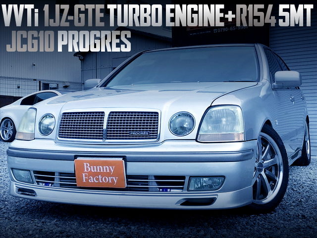 1JZ-GTE TURBO ENGINE SWAP JCG10 PROGRES