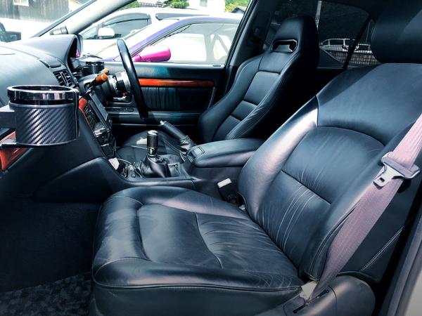 JCG10 PROGRES SEATS