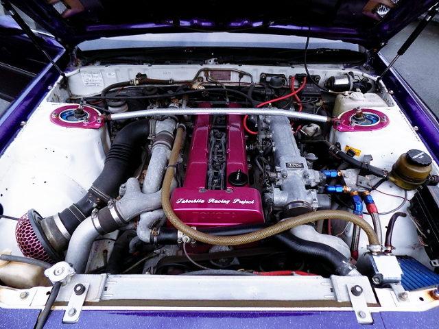 1JZ 2500cc TWINTURBO ENGINE NON-VVTi
