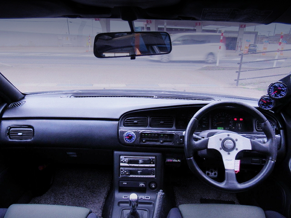 DASHBOARD FOR A31 CEFIRO INTERIOR