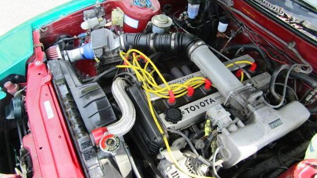 1G-GEU TWINCAM 24 2000cc ENGINE