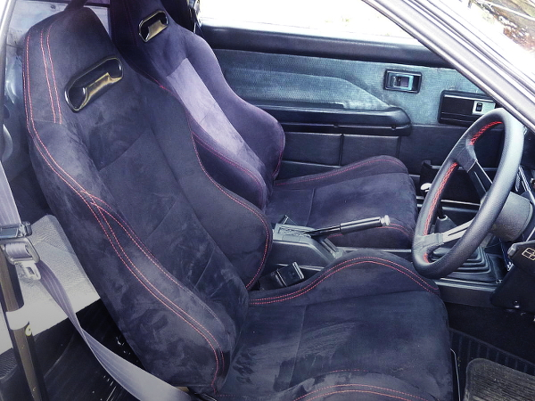 SEMI BUCKET SEAT OF RECARO-STYLE