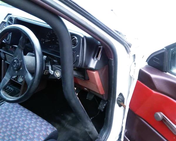 SPORT STEERING OF AE86 LEVIN GTV