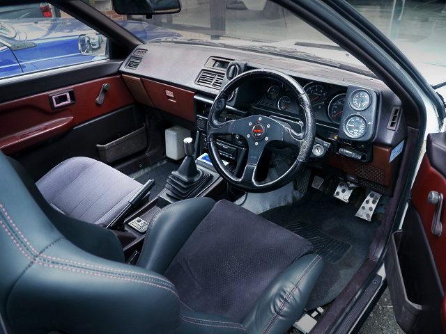 AE86 LEVIN INTERIOR