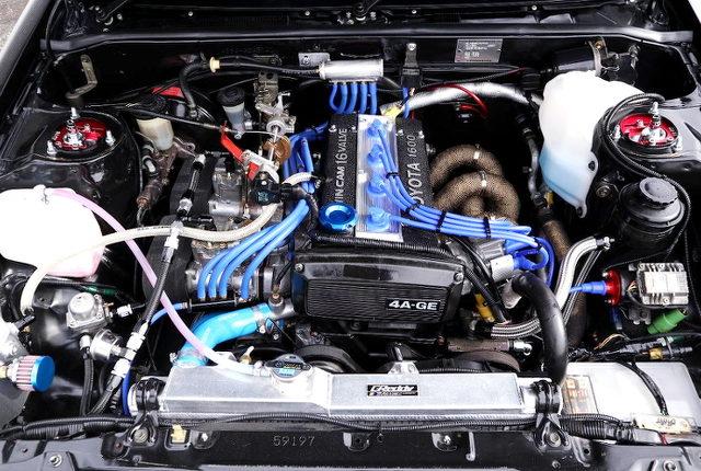 16V 4AG With CARBS