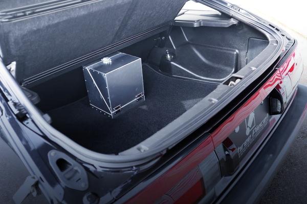 SARD BATTERY ALUMINIUM BOX