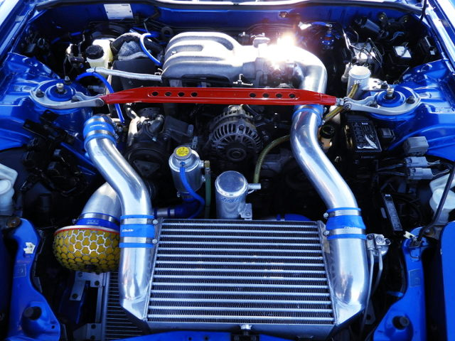 13B ROTARY ENGINE with V-MOUNT