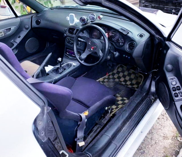 INTERIOR FOR CR-X DELSOL SiR