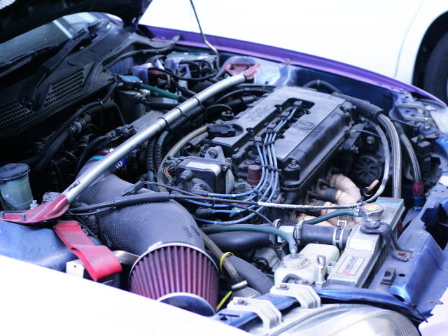 B16A 1600cc VTEC ENGINE