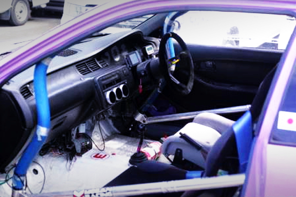 CUSTOM INTERIOR OF EG6 CIVIC