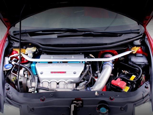 Js RACING K20A COMPLETE ENGINE