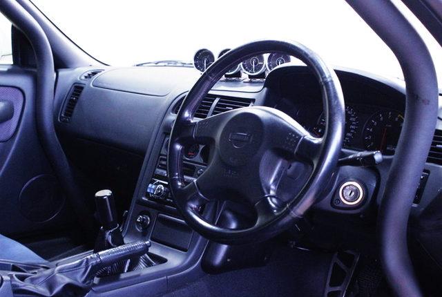 R33 GT-R INTERIOR DASHBOARD