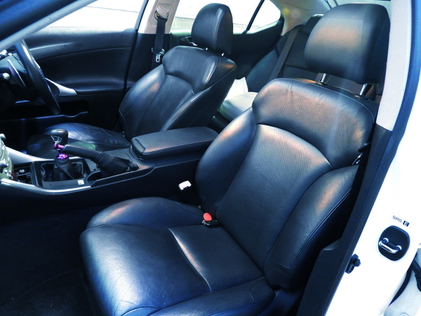 INTERIOR LEATHER SEATS