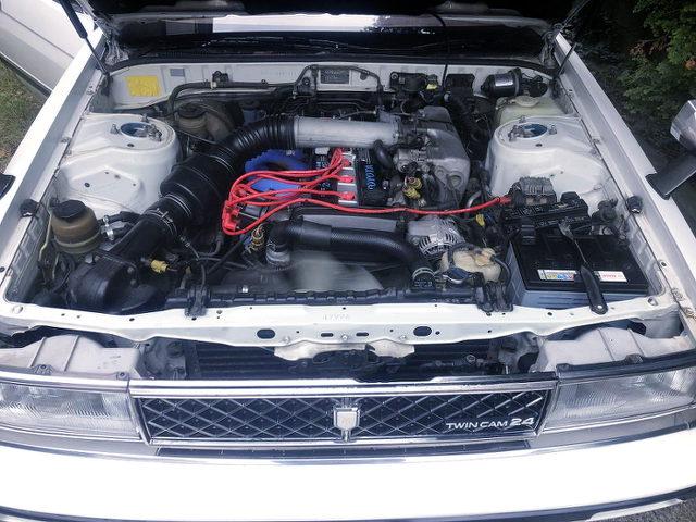 1G-GEU TWINCAM ENGINE