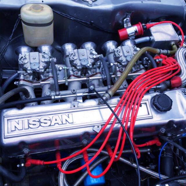 SOLEX CARBS ON L28 ENGINE