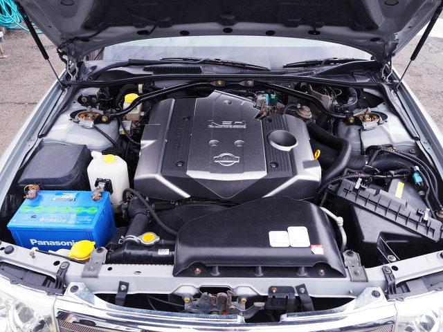 VQ30DET 3000cc V6 DOHC TURBO ENGINE