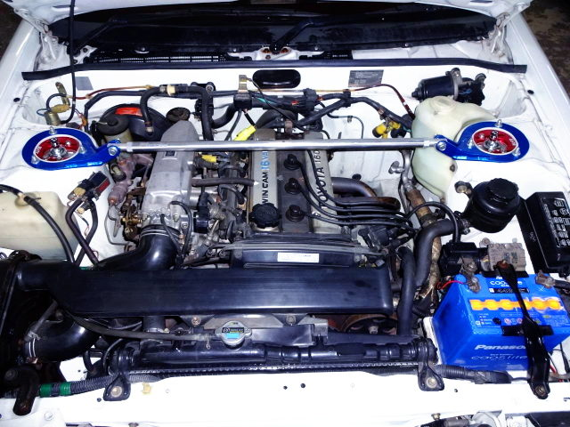 16V 4AGE ENGINE FOR AE86 MOTOR