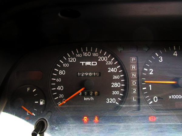 TRD 320km SCALE CLUSTER