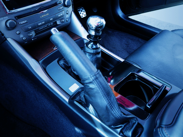 MANUAL SHIFT ANS SIDE BRAKE