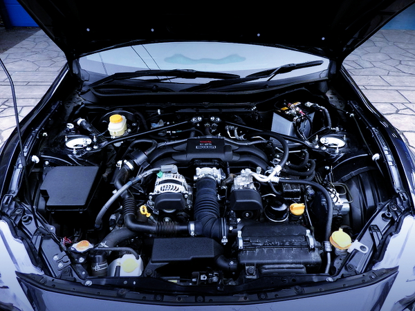 FA20 BOXER ENGINE FOR TOYOTA 86 MOTOR