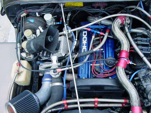 4G63 2000cc TURBO ENGINE FOR EVO MOTOR