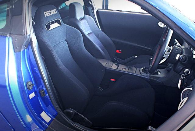 DRIVER RECARO SEMI BUCKET SEAT