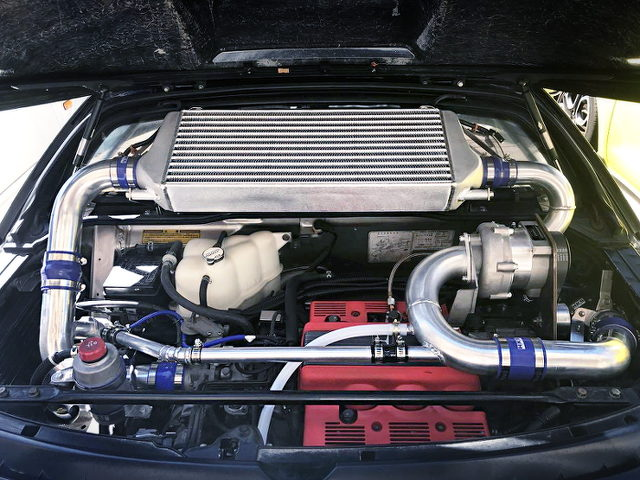 C30A KAI VTEC SUPERCHARGER ENGINE