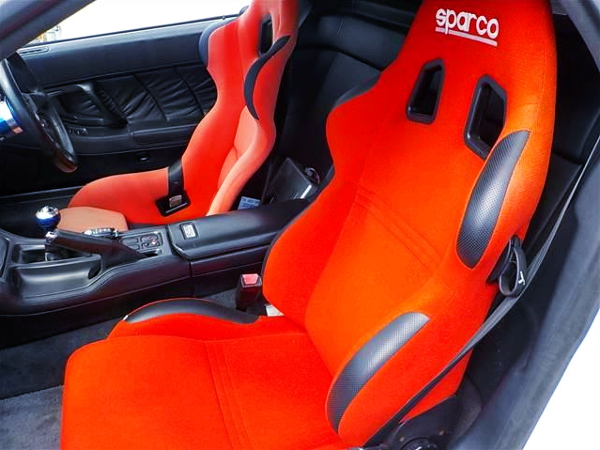 SPARCO BUCKET TWO-SEATER