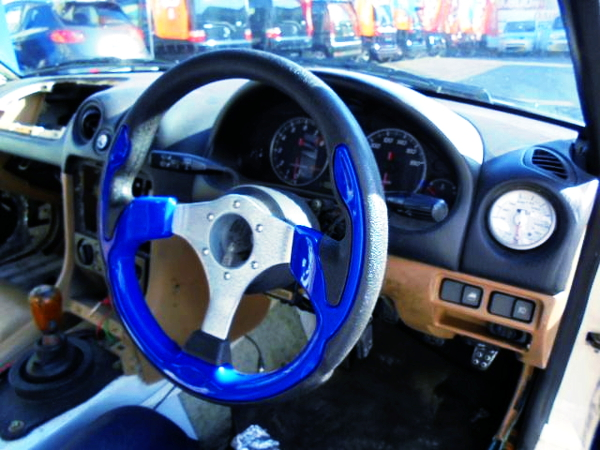 INTERIOR DASHBOARD AND AFTER MARKET STEERING