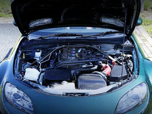 L5-VE 2500cc ENGINE