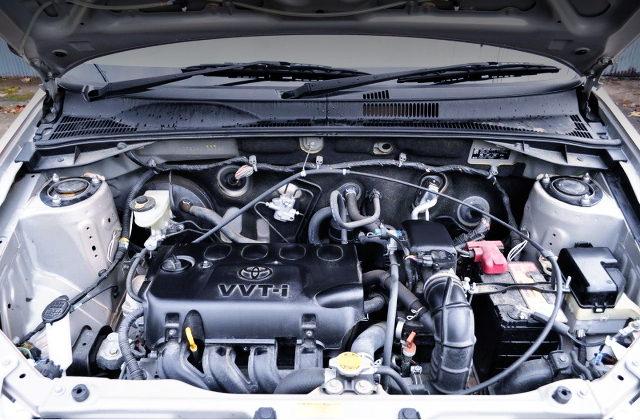 2NZ 1300cc VVTi ENGINE