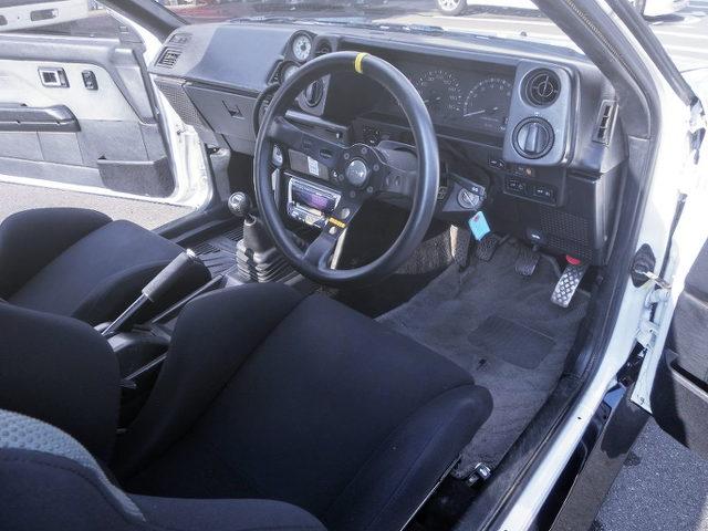 INTERIOR AE86 LEVIN GT APEX