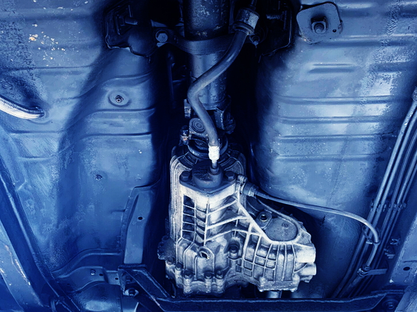 QUAIFE 6-SPEED SEQUENTIAL TRANSMISSION