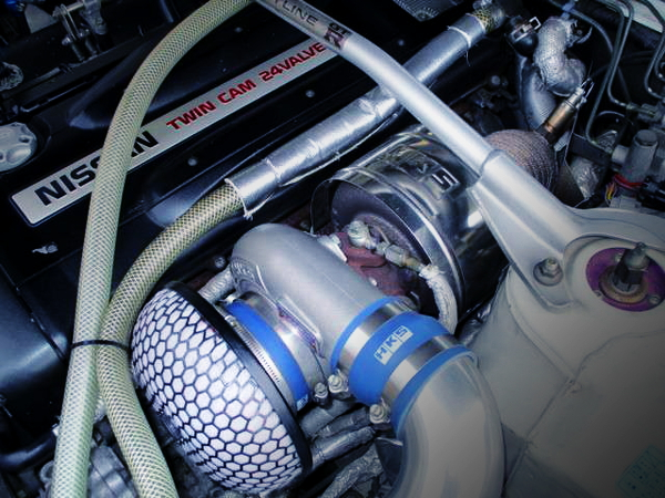 HKS TO4Z TURBOCHARGER