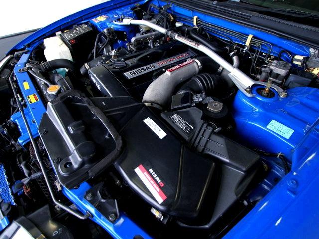 RB26 TWINTURBO ENGINE OF R33 GT-R V-SPEC LM LIMITED MOTOR
