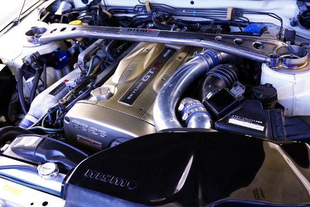 NISMO OOMORI FACTORY NUR SPORT ENGINE OF RB26DETT