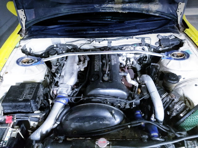 S14 BLACK TOP SR20DET ENGINE