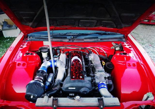 1JZ-GTE 2500cc VVTi TURBO ENGINE