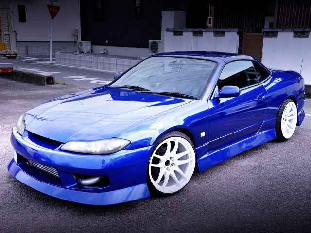 ROOF CLOSE OF S15 SILVIA VARIETTA