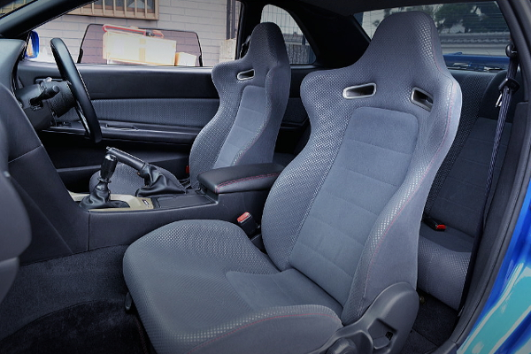 INTERIOR SEATS FOR R34 GT-R