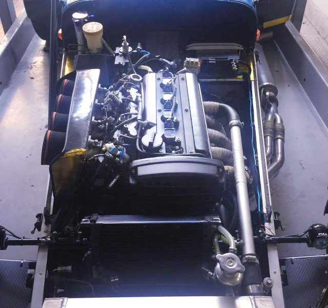 AE111 20V 4AG ENGINE